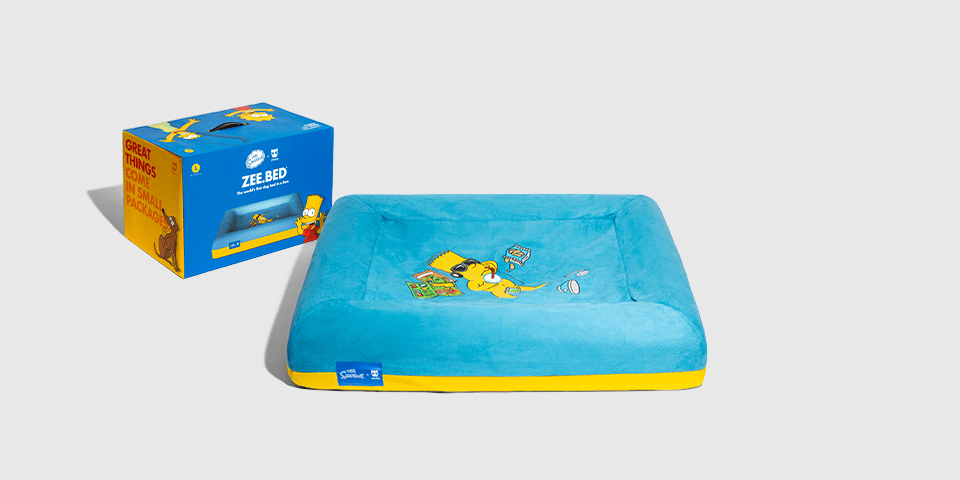 Produtos Coleção Simpsons - ZEE.BED - Zee.Dog