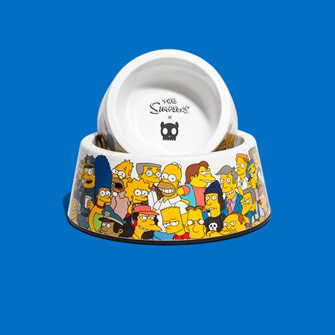 Produtos Coleção Simpsons - Comedouro - Zee.Dog