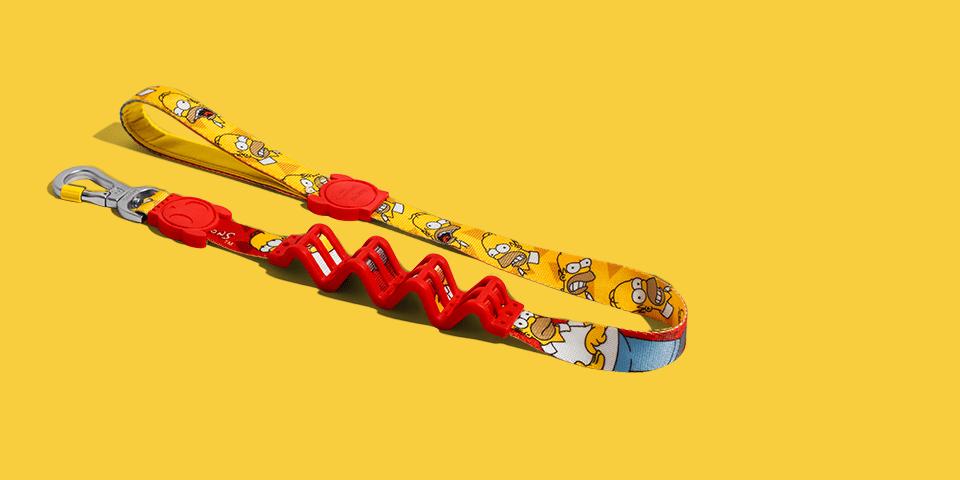Produtos Coleção Simpsons - Guias - Zee.Dog